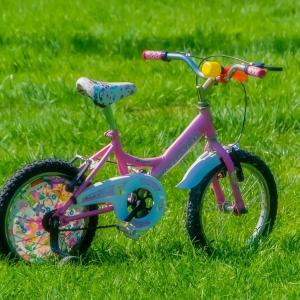 自閉症児自転車に乗る(さくらの場合)