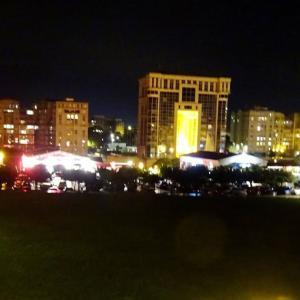 モンペリエ、アンチゴーヌの夜