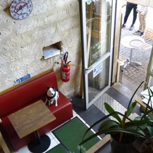 モンペリエ、もう一人のカフェ店長さん
