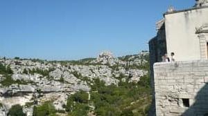レ・ボー・ド・プロヴァンス、ある日のフランスの風景57