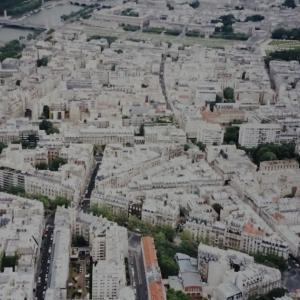 パリ・エッフェル塔から、ある日のフランスの風景77