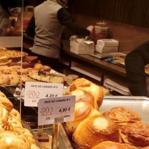 パリ17区の美味しいお惣菜屋さんPOU