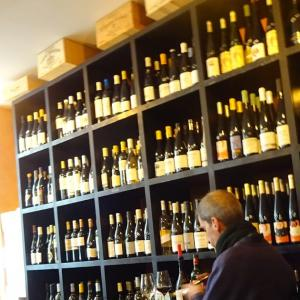 パリ5区の通好みのワイン屋さん