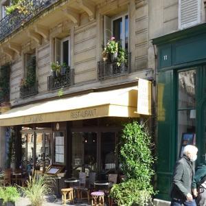 パリ5区の美味しいビストロ料理