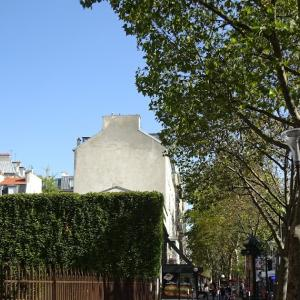 パリ、以前はオルレアン通りでした