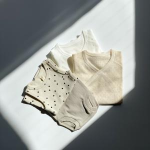 27w1d♡ quincymaeと10mois 衣類4点購入♪