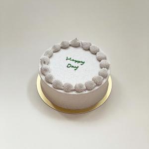 人気の韓国 センイルケーキを頼んでみた♡ YUcake♪