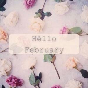Hello February♡