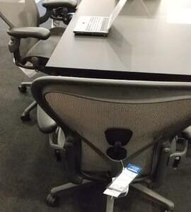 机と椅子購入