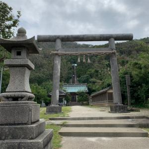 一ノ宮神社巡り