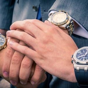高級な腕時計はモテるは本当なのか?考察を交えて論破してみる
