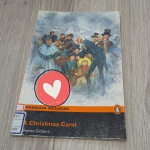 クリスマスが近づいてきた頃に読んでおきたい「A Christmas Carol」のご紹介