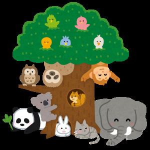 【おうち英語】「動物」を教える