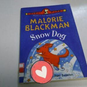 『Snow Dog』読了と仮定法