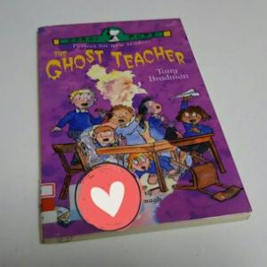 『THE GHOST TEACHER』と多読3原則