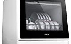 【48%OFF】AINX 食器洗い乾燥機 AX-S3W ホワイト【大決算セール】