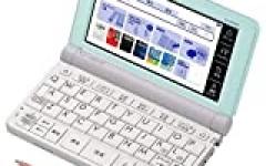 【215コンテンツ】CASIO 電子辞書 エクスワード 高校生モデル XD-SR4800GN グリーン【5のつく日】