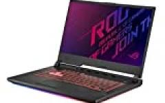 【先鋭的なデザイン】ASUS ゲーミングノートパソコン ROG Strix G G531GT-I5G1650F ブラック【5のつく日】