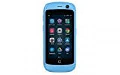 【世界最小級】Unihertz 2.45型SIMフリースマートフォン Jelly Pro ブルー【ウルトラセール】