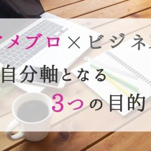 【ビジネスの始め方】まずはこの3つの目的を設定しよう