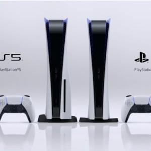 PlayStation 5 2020年年末商戦