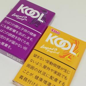 【KOOL Looped Sangria&Tropical】実際に吸ってみた感想