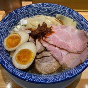 【麺家 たけ田】煮干し豚骨ラーメンといったんも麺〜ん 粋麺本店おっちゃんやとのスペシャルコラボ