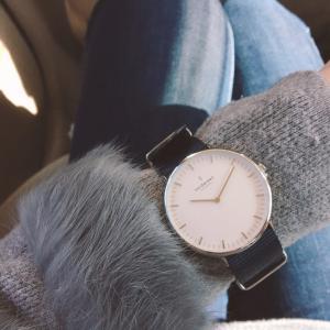 クリスマスプレゼントにもおすすめ【インスタで話題】ノードグリーンの腕時計レビュー