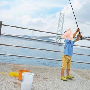 神戸で魚釣りができる場所はどこ?【2020年最新版】ポーアイ北公園は釣り禁止に!!