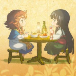 【あらすじ】『ハクメイとミコチ』76話(9巻)【感想】