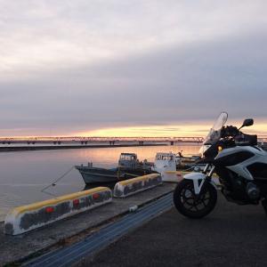■リアス式海岸を観に「伊勢志摩ツーリング」~オススメは『牡蠣の詰め放題』~(三重県鳥羽市など)