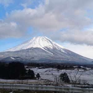 ■世界遺産『富士山』を観に娘と日帰りドライブ(山梨県南巨摩郡など)