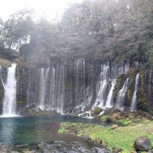 ■世界遺産に登録され以前と様子が変わってきた『白糸の滝』(静岡県富士宮市)