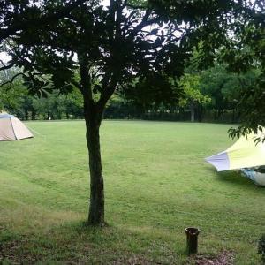 ■週末は地元の格安キャンプ場~「大曽公園キャンプ場」~(愛知県常滑市)