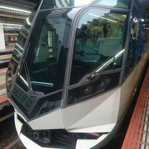 ■「近鉄全線3日間フリーきっぷ」で一人旅をしてくるよ(その4)特急しまかぜ(京都府京都市など)
