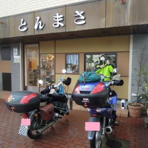 ■「日本一デッカイ!」若鳥かつ定食「とんまさ」(奈良県大和郡山市)