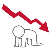 【ブロガー2年目の苦悩】ブログの停滞期に突入しました。PV数は先月比で2割減です。