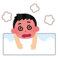 お風呂で寝る危険な悪い癖は早めに直した方が良い。疲れをとれないから