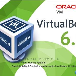 VirtualBoxでWindows10をインストール