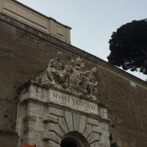 【弾丸旅行】イタリアローマ3泊5日(2)バチカン市国