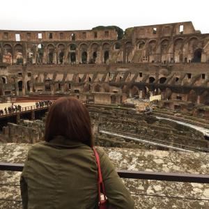【弾丸旅行】イタリアローマ3泊5日(2-2)