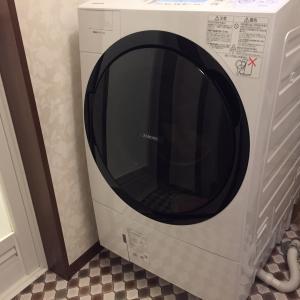 ドラム式洗濯機の槽洗浄を初めてしました【使用開始から5カ月】