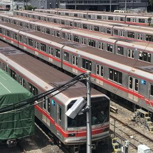 【最寄り駅から10分以内!】東京・神奈川にある車両基地7選!