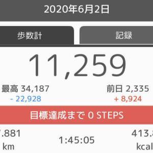走るのが苦手なので、基本徒歩でダイエット!