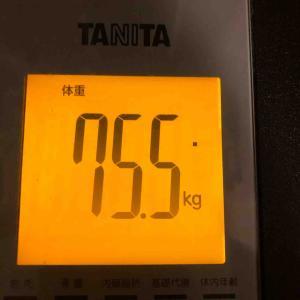 夜の体重と体脂肪!今日の出来事!