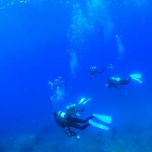 初心者ダイバー向け:エア消費量を減らすヨガ呼吸法