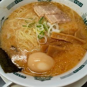 【優待ご飯】ハイデイ日高 (7611)の日高屋で味玉とんこつラーメン(大盛り)を食べてきました♪