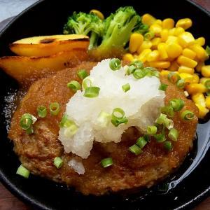 【優待ご飯】コロワイド (7616)のラパウザ(lapausa)で和風おろしハンバーグを食べてきました♪