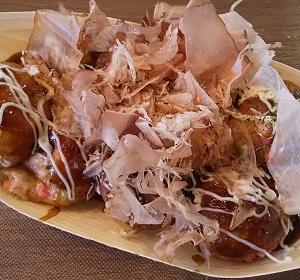 【優待ご飯】クリエイトレストランツホールディングス (3387)の横浜CIAL「ごっつええ本舗」でたこ焼き食べてきました♪