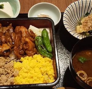 【優待ご飯】SFPホールディングス (3198)の「鳥良」で「鶏照り焼き御膳」を食べてきました♪